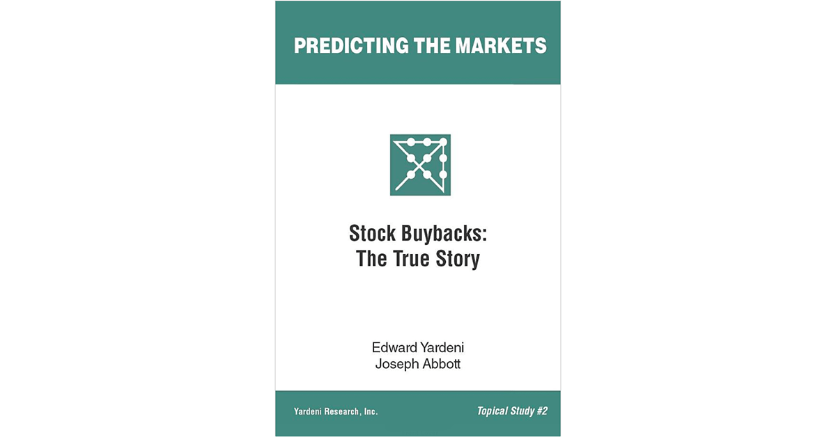 Book Review: Stock Buybacks | CFA Institute Enterprising Investor