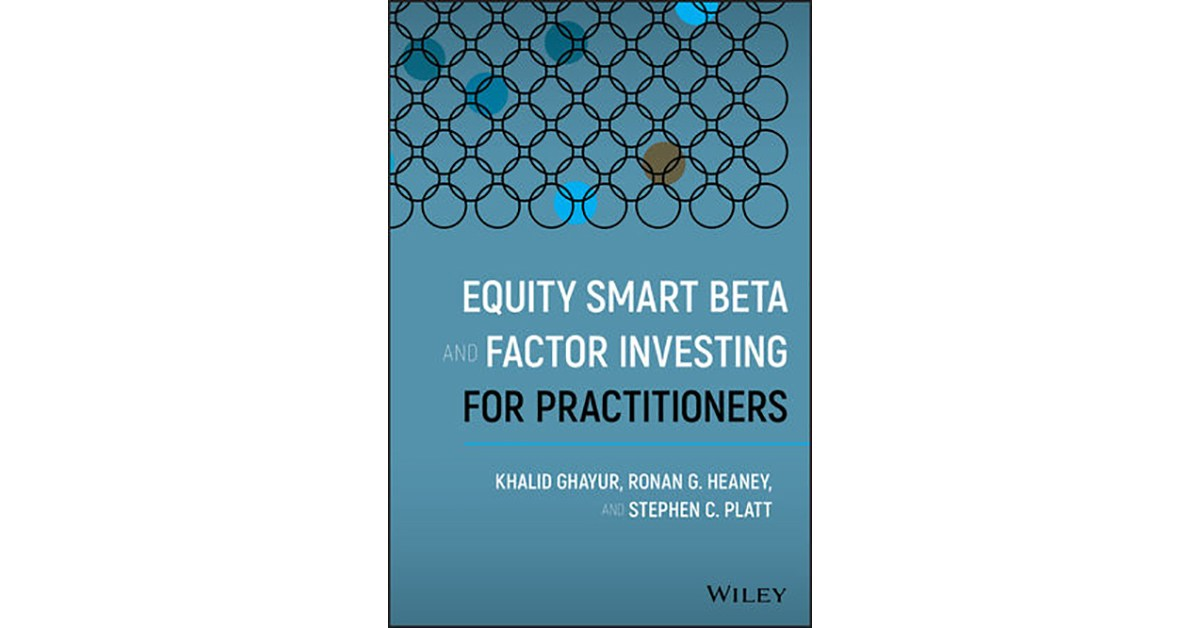 Book Review: Equity Smart Beta and Factor Investing for Practitioners