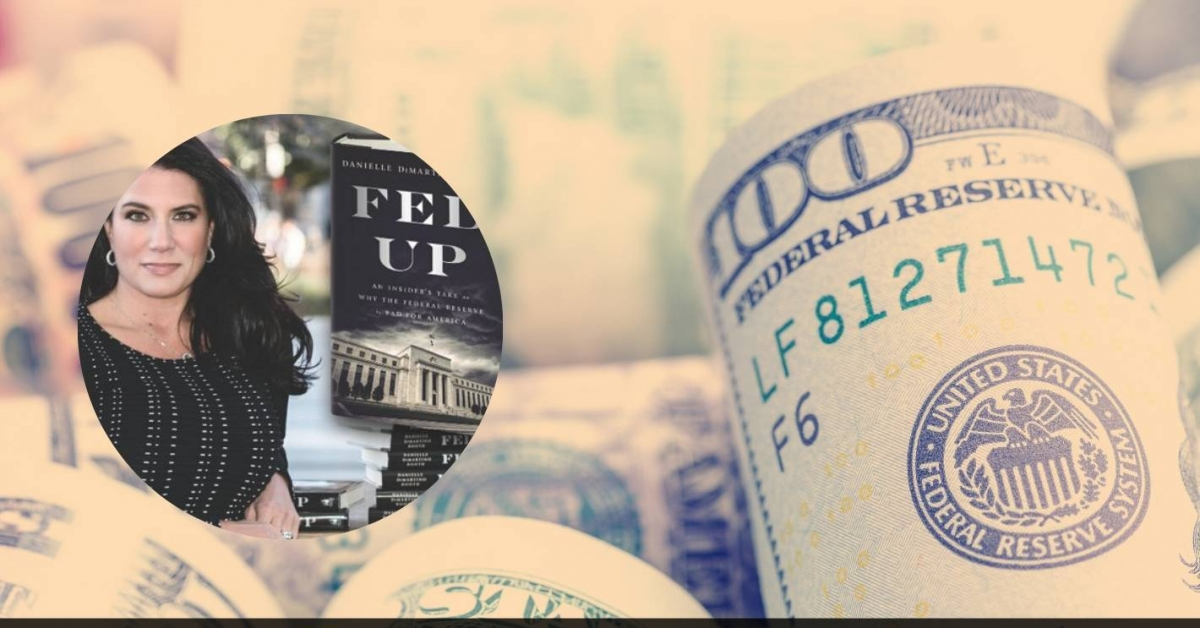 From Corrupt to Broken: An Insider's Analysis of the Fed, Feat. Danielle Dimartino Booth