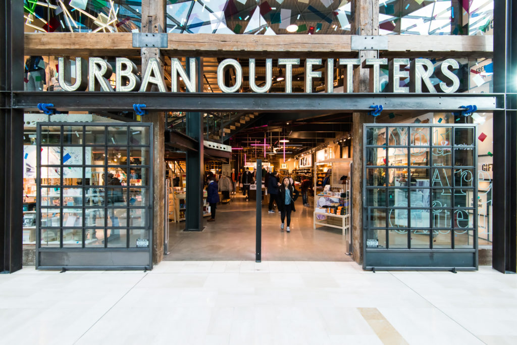 Urban Outfitters Reports Slow Quarter, Predicts More Dramatic Sales Decline in Upcoming Quarter