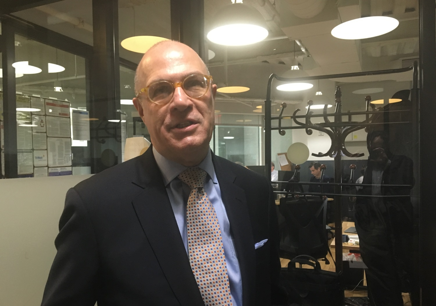 Former CFTC Chair Giancarlo Lays Out Why He Thinks XRP Isn't a Security