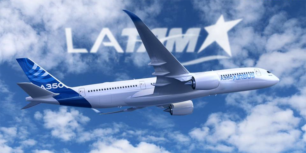 Latam Airlines' Shares Could Be Heading Further South; Top Analyst Says 'Sell'