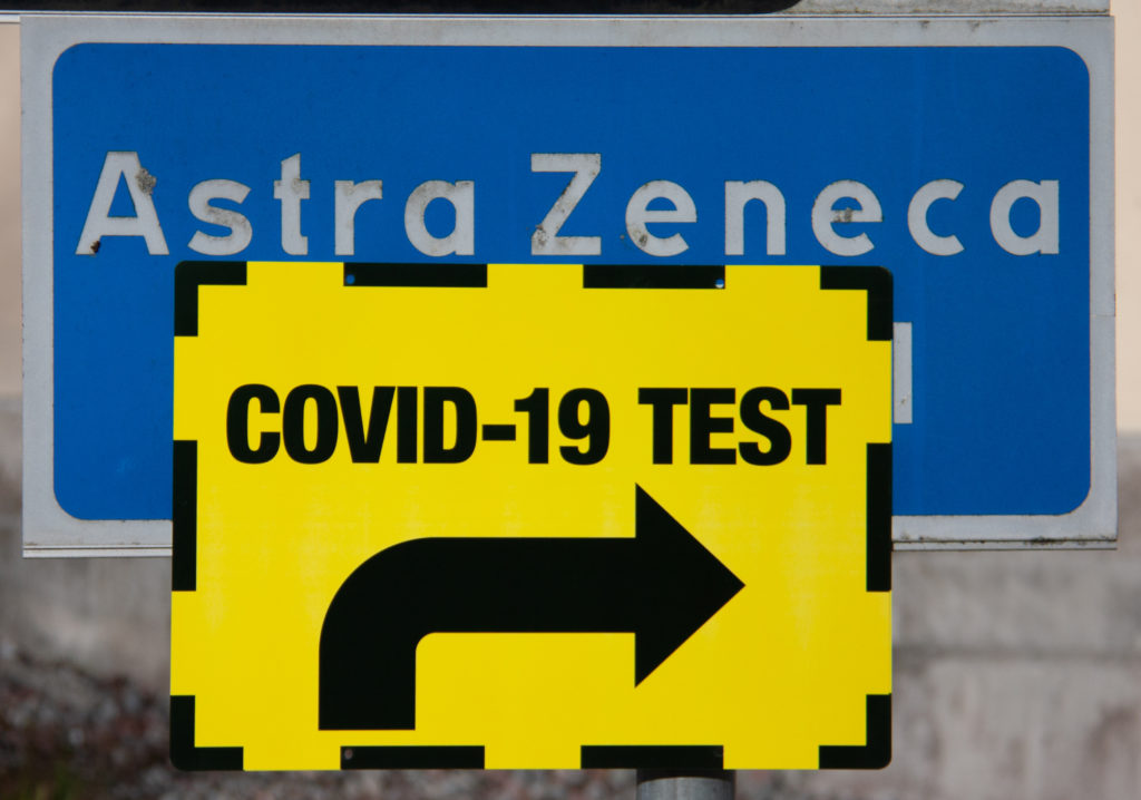 AstraZeneca Seeks To Make 2 Billion Covid-19 Vaccine Doses With New Supply Deals