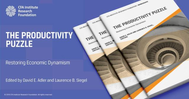 Ad for The Productivity Puzzle