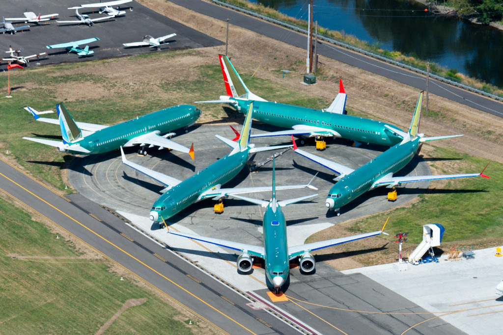 AerCap Holdings Cancels 15 Of Boeing's 737 MAX Aircraft
