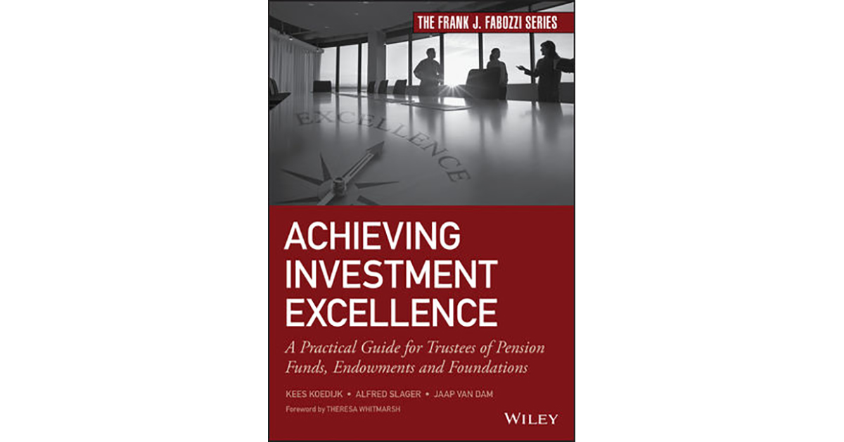 Book Review: Achieving Investment Excellence