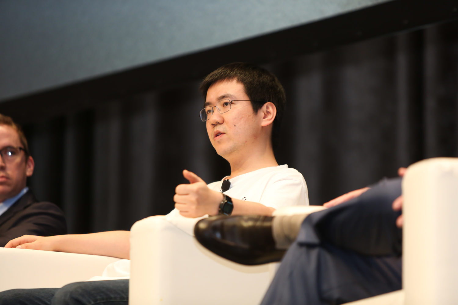 Jihan Wu Regains Upper Hand in Bitmain Co-Founder Fight CoinDesk -