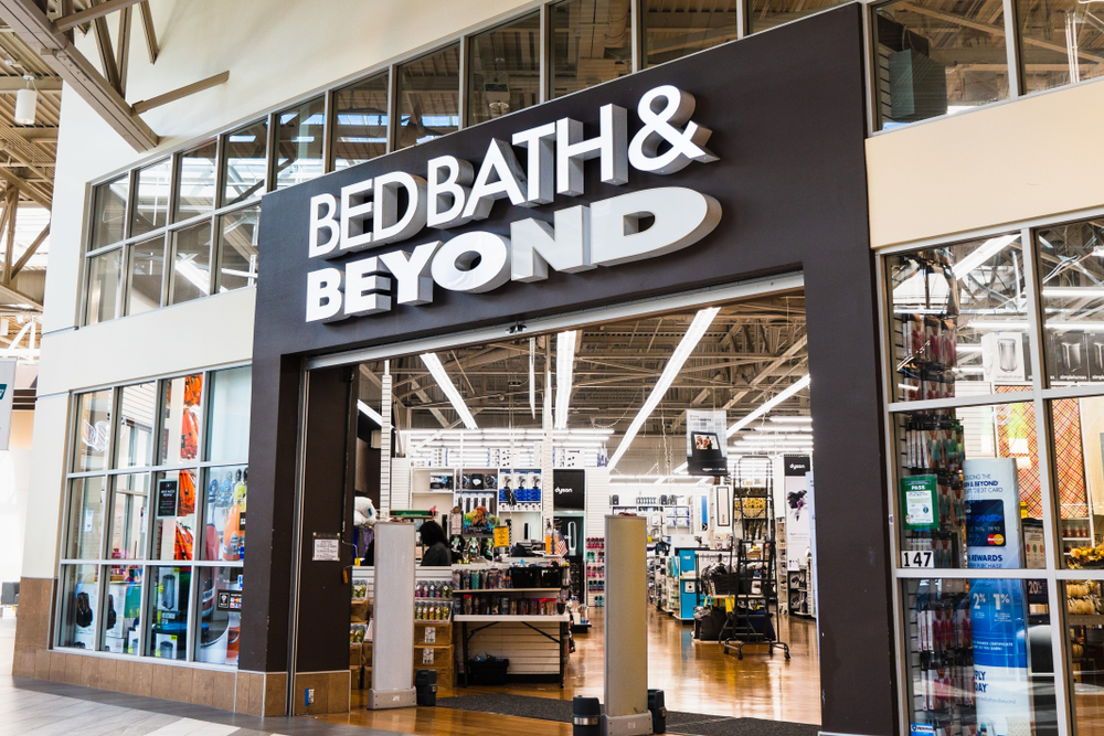 Bed Bath & Beyond Ties Up With Shipt For Same-Day Delivery