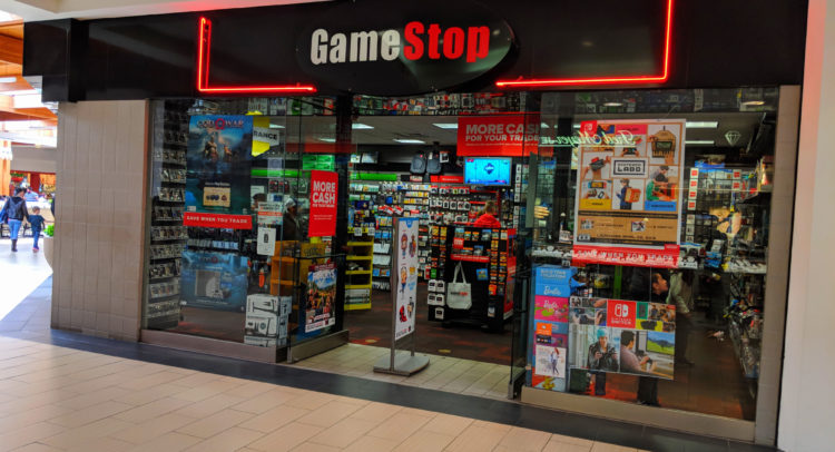 GameStop Surges 8% On Hedge Fund Stake; Analyst Downgrades Stock