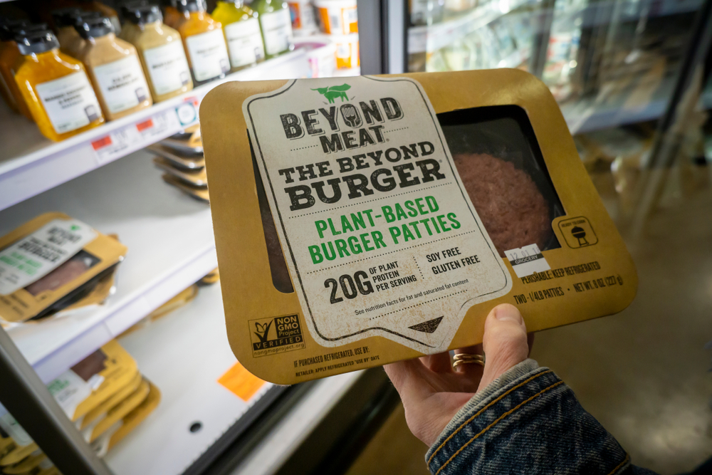 Beyond Meat Partners With Sainsbury's To Boost UK Reach; Street Is Bearish