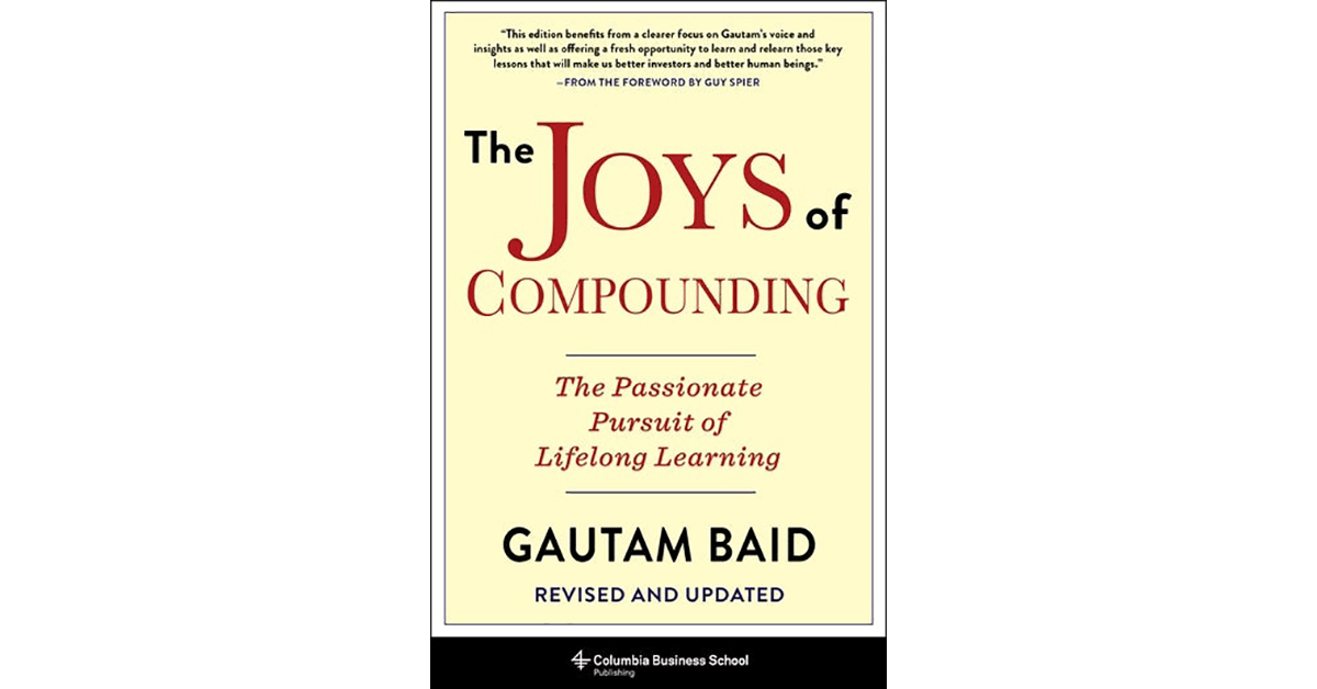 Book Review: The Joys of Compounding