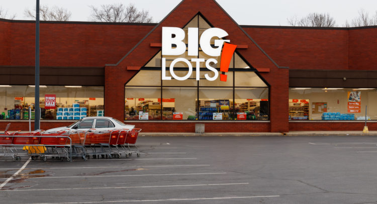 Big Lots Sinks 8.7% On Weaker-Than-Expected 4Q Profit