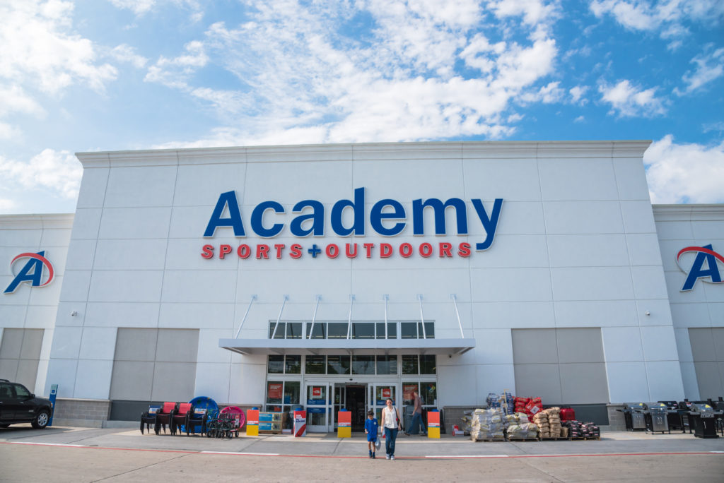 Academy Sports & Outdoors Prices Secondary Offering at $21.50; Shares Drop