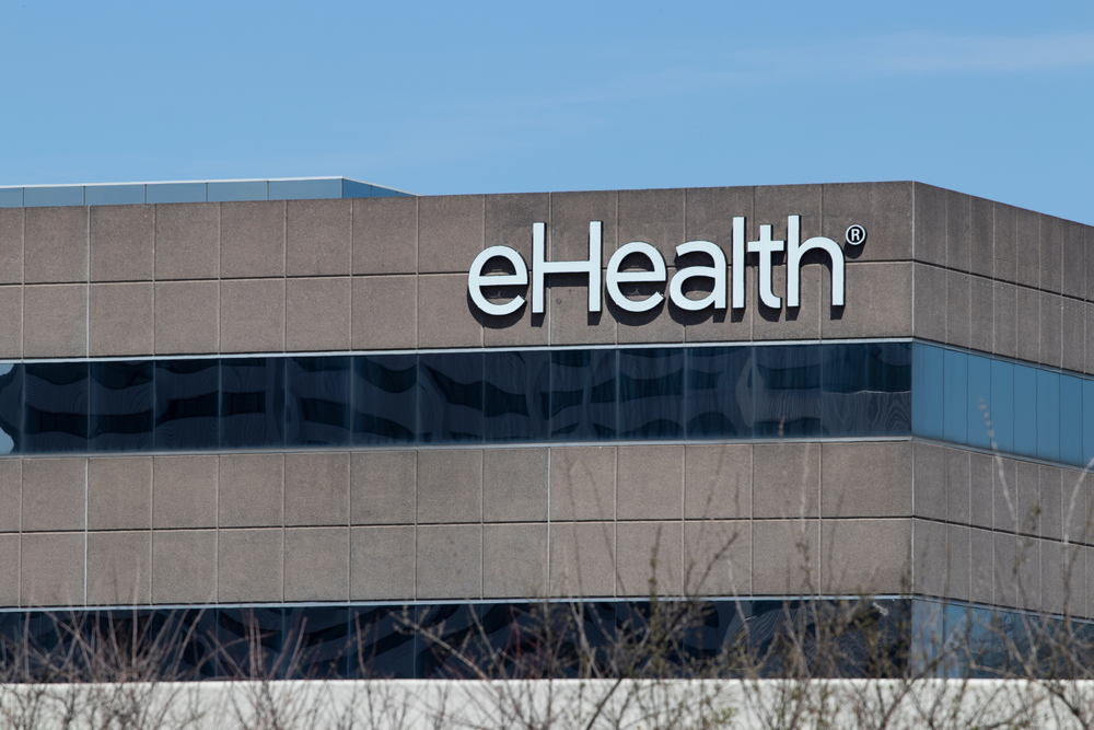 eHealth Spikes 6.3% After Hudson Executive Shores Up Stake To 5.8%