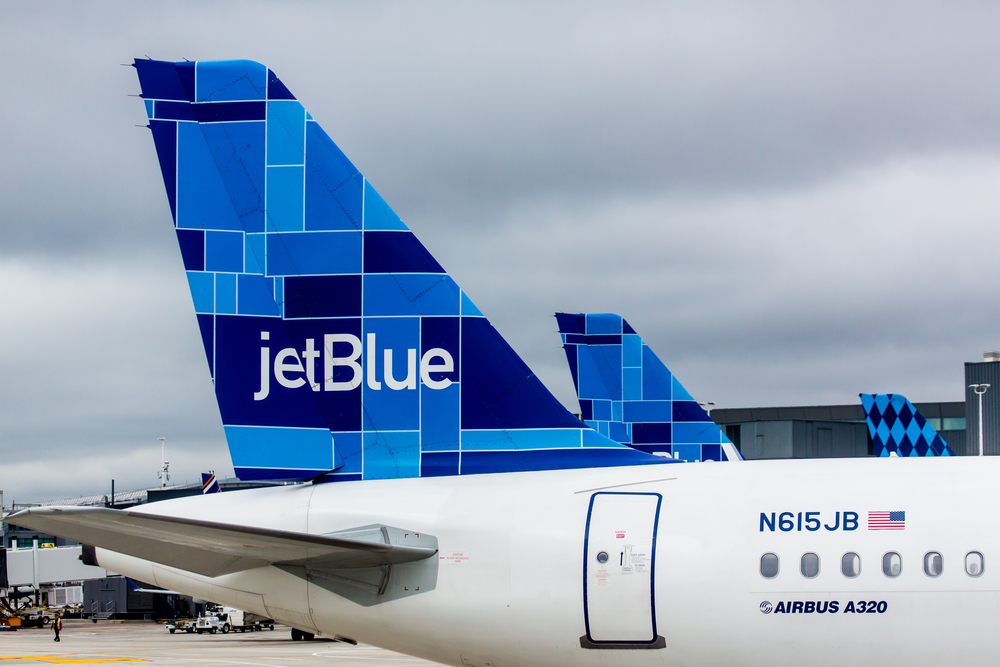 JetBlue Provides Operational And Financial Business Update