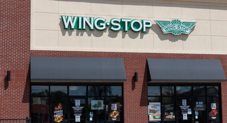 Wingstop Rises 8.5% On Strong 1Q Preliminary Sales