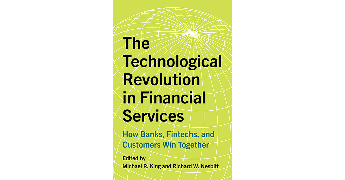 Book Review: The Technological Revolution in Financial Services