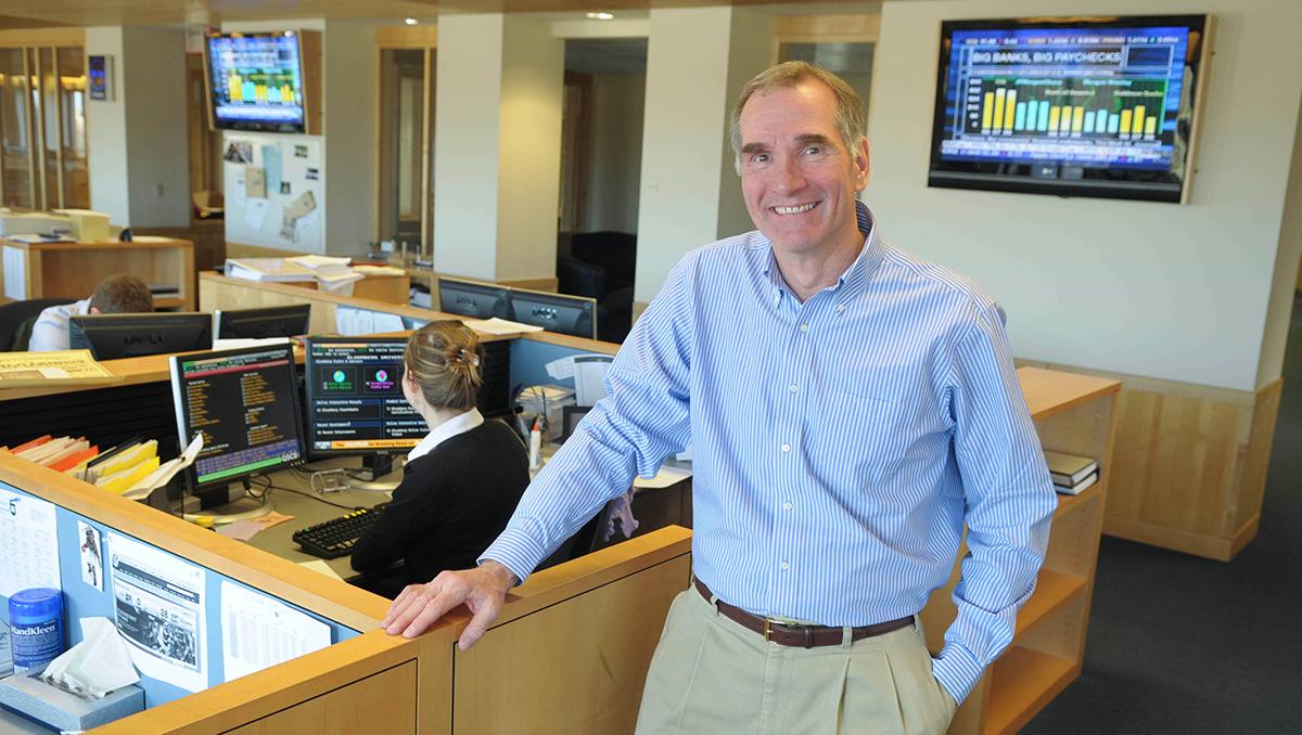 In Memoriam: David Swensen   CFA Institute Enterprising Investor