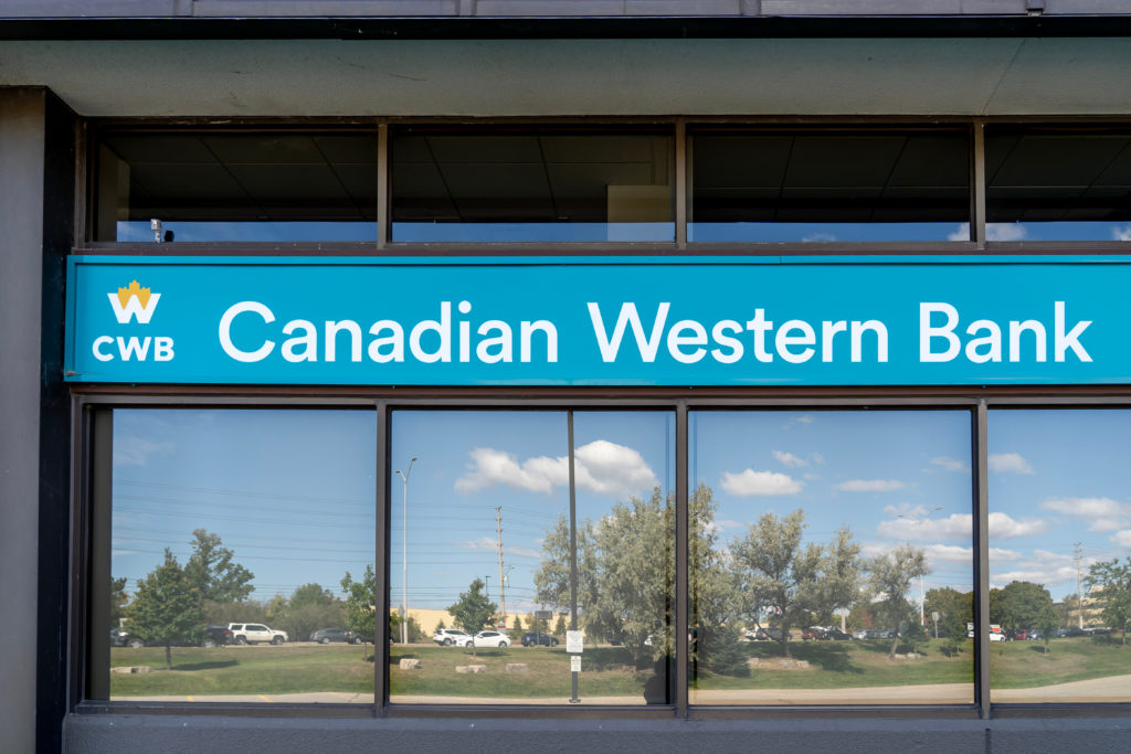 Canadian Western Bank Q2 Profit Rises 40%, Beats by C$0.08; Shares Down 2%