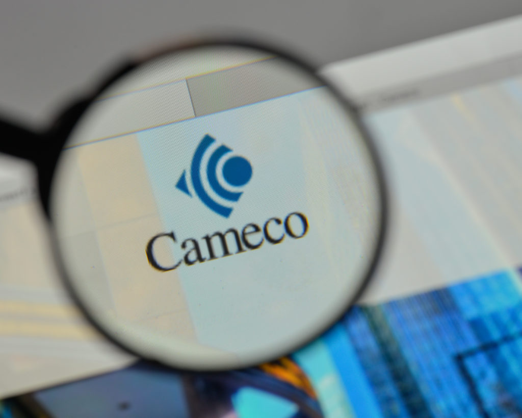 Cameco Posts Better-Than-Expected Results In 1Q; Shares Soar 8%